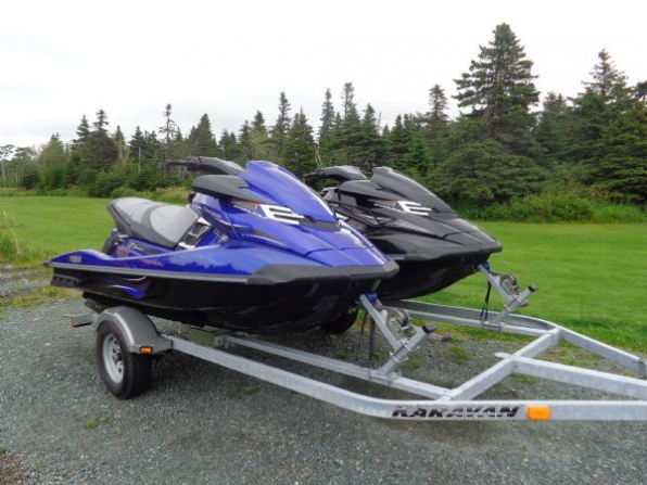 2014 Yamaha Wave Runners